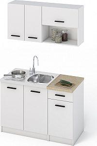 Casarredo Kuchyně NIVA  bílá