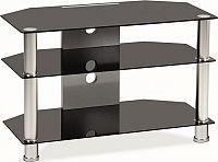 Casarredo Televizní stolek TV-031 - černý