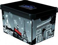 Curver Box DECOBOX - L - Paříž