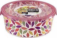 Curver Dóza DECO CHEF 1,2L - květy