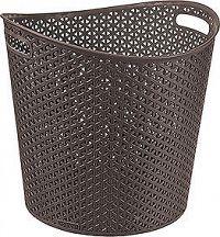Curver Koš na prádlo MY STYLE 30L - hnědý