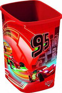 Curver Odpadkový koš FLIPBIN 10L - bez víka - CARS