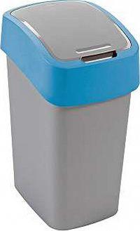 Curver Odpadkový koš FLIPBIN 10L - modrý