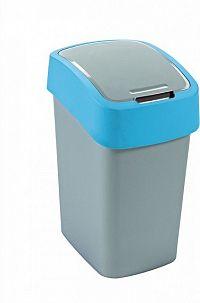 Curver Odpadkový koš FLIPBIN 25L - modrý