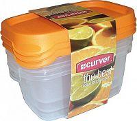 Curver Set dóz TAKE AWAY FOODK 3x0,5L - MIX