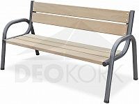Deokork Parková lavice DENY