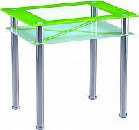 Falco Jídelní stůl B 66 - zelený
