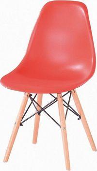 Falco Jídelní židle Enzo P-623 - červená
