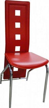 Falco Jídelní židle F-131 červená