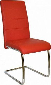 Falco Jídelní židle Y 100 - červená