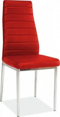 Falco Jídlení židle H-261 červená