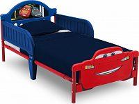 Forclaire Dětská postel Auta Toddler 2