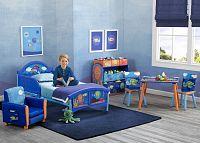 Forclaire Dětská postel Oceán