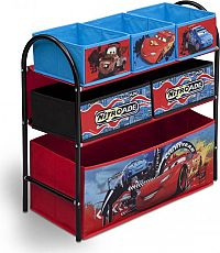 Forclaire Organizér na hračky Cars I