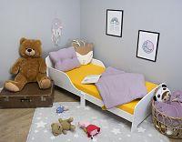 Forclaire Ourbaby dětská postel bílá