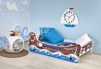 Halmar Dětská postel BOAT