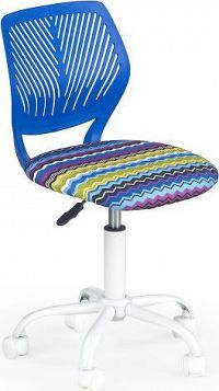 Halmar Dětská židle Bali Modrá