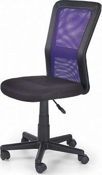 Halmar Dětská židle Cosmo bílá