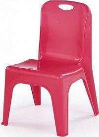Halmar Dětská židle Dumbo - červená