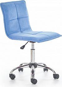 Halmar Dětská židle MAGIC, modrá