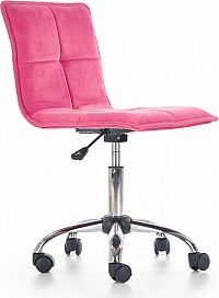 Halmar Dětská židle MAGIC, růžová