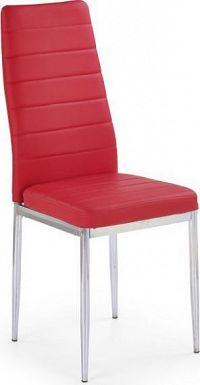 Halmar Jídelní židle K70C Červená