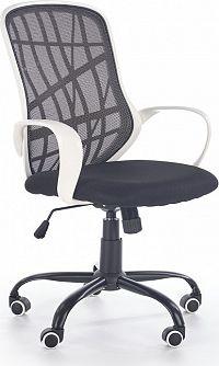 Halmar Kancelářská židle Dessert, bílá
