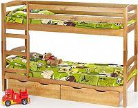 Halmar Patrová postel Sam