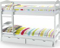 Halmar Patrová postel Sam - bílá