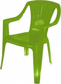 Idea Dětská židle JERRY zelená