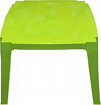 Idea Dětský stůl TOM zelený
