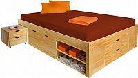 Idea Dvoulůžková postel KLASA 160x200