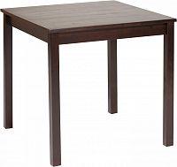 Idea Jídelní stůl 8842 tmavohnědý