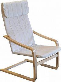 Idea Křeslo LISA béžové K50