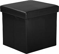 Idea Sedací úložný box černý