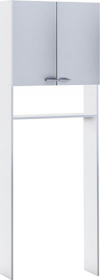 Idea Skříňka na pračku KORAL bílá
