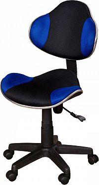 Idea Židle NOVA modrá K15