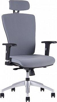 Office Pro Kancelářská židle HALIA SP - 2625, šedá