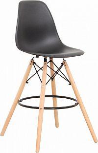 Tempo Kondela Barová židle CARBRY - černá/kov + kupón KONDELA10 na okamžitou slevu 3% (kupón uplatníte v košíku)