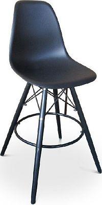 Tempo Kondela Barová židle, černá, CARBRY + kupón KONDELA10 na okamžitou slevu 10% (kupón uplatníte v košíku)