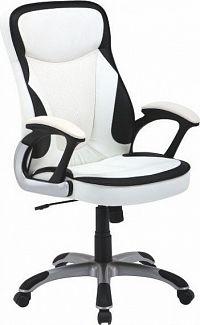 Tempo Kondela Kancelářská židle AFRA + kupón KONDELA10 na okamžitou slevu 10% (kupón uplatníte v košíku)