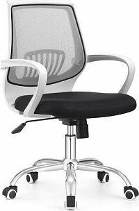 Tempo Kondela Kancelářská židle LANCELOT šedá + kupón KONDELA10 na okamžitou slevu 10% (kupón uplatníte v košíku)