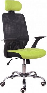 Tempo Kondela Kancelářská židle REYES - zelená + kupón KONDELA10 na okamžitou slevu 10% (kupón uplatníte v košíku)