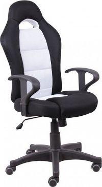 Tempo Kondela Kancelářská židle SENON + kupón KONDELA10 na okamžitou slevu 10% (kupón uplatníte v košíku)