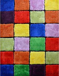 Tempo Kondela Koberec, mix barev, 100x140, LUDVIG TYP 4 + kupón KONDELA10 na okamžitou slevu 10% (kupón uplatníte v košíku)