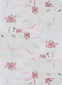 Tempo Kondela Koberec, vzor romantic, 120x180, ADELINE