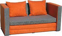Tempo Kondela Pohovka KATARINA NEW - oranžová + kupón KONDELA10 na okamžitou slevu 10% (kupón uplatníte v košíku)