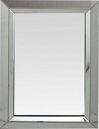 Tempo Kondela Zrcadlo ELISON TYP 1 - stříbrná + kupón KONDELA10 na okamžitou slevu 10% (kupón uplatníte v košíku)