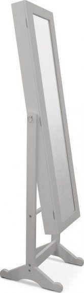 Tempo Kondela Zrcadlo FY13015-3 MIROR - šedá + kupón KONDELA10 na okamžitou slevu 10% (kupón uplatníte v košíku)