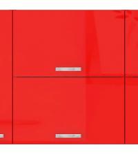 Horní kuchyňská skříňka Rose 60GU, 60 cm
